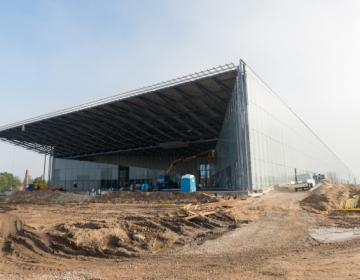 ERMi uus hoone, Muuseumi tee 2, Tartu 2015