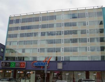 Lincona 2 Büroohoone, Pärnu mnt 139, Tallinn 2008