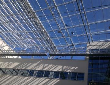 TTÜ Majandus- ja Humanitaarteaduskonna hoone, Akadeemia tee 3, Tallinn 2009