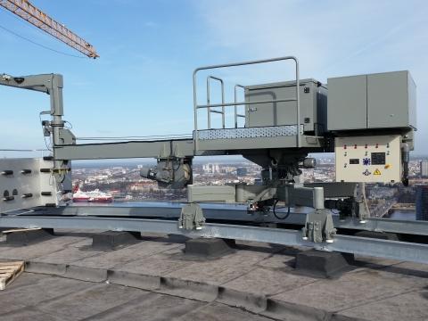 BMU süsteemid (Building Maintenance Units)