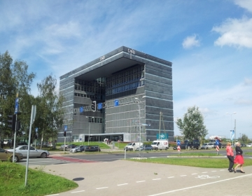 DnB Nord Bank, Skanstes 12, Riia 2009
