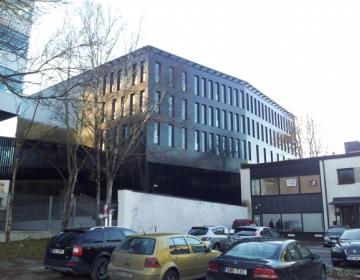 Tallinna Ülikooli loomemaja, Narva mnt. 25/27/29 Tallinn 2012