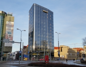 Novira Plaza, Tartu mnt 25, Tallinn 2015
