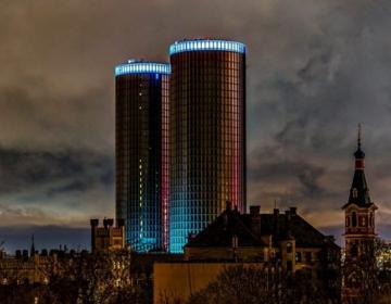 Z Towers, Riia Läti 2015