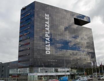 Delta Plaza Büroohoone, Pärnu mnt. 141, Tallinn 2008