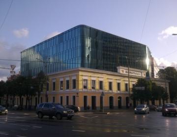 Äri - ja eluhoone, Viru Väljak 2, Tallinn 2008